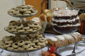 Arabic Style Dessert Table