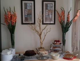 Simple Get-together Dessert Table