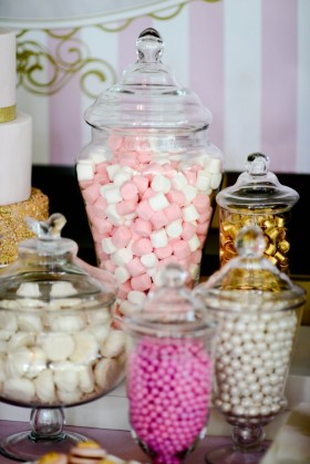 Dessert Table Jars