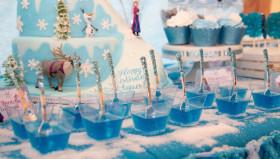 Elsa Themed Jello