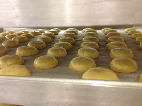 Macaroons in Process