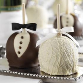 Bride and Groom Apples