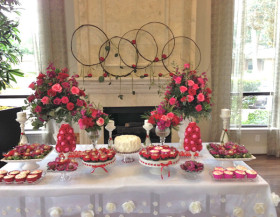 Country Style Bridal Shower